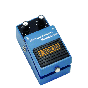 Pedal p/ guitarra CS60 Compression